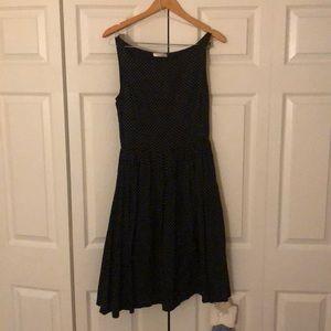Original Promod polka dots dress